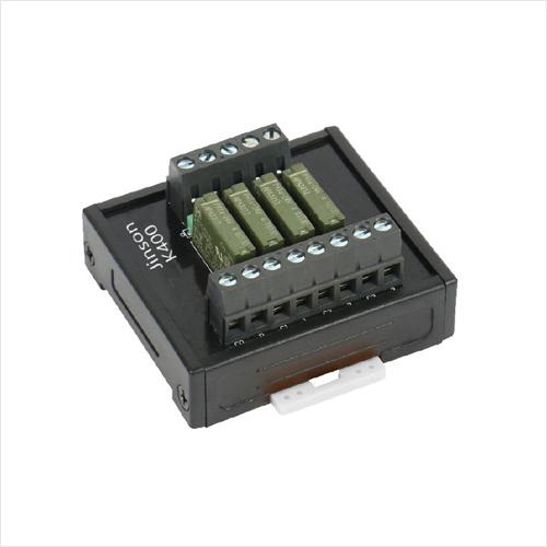 R400/400-P 4位继电器模组