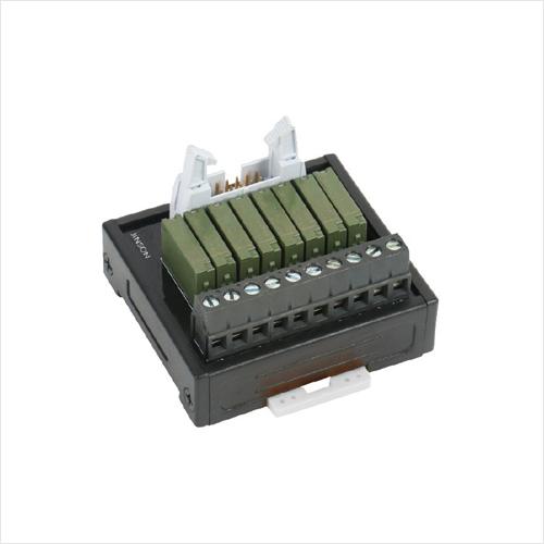 R411/411-P 8位继电器模组
