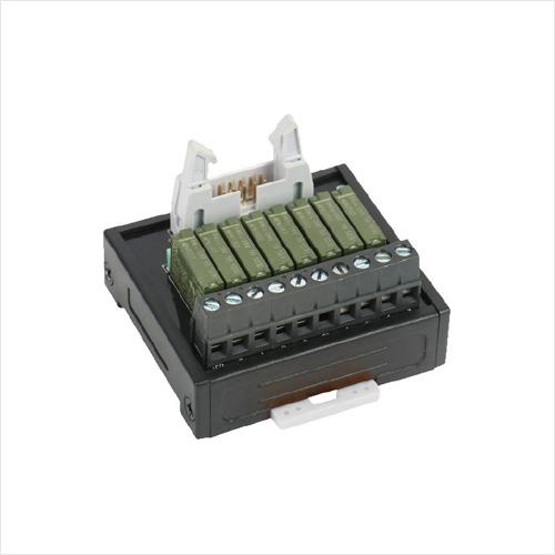 R412/412-P 8位继电器模组